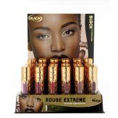 Présentoir Mixte : Rouge à lèvres for Black N°1/3/9/10/11/12