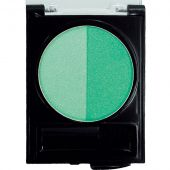FARD A PAUPIERES DUO MAKE UP LES LOLITAS - Couleur: GREEN