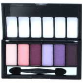 (9 pièces) PALETTE LOVELY EYES - Couleur: PURPLE