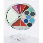 PALETTE EVENTAIL - Couleur: MULTICOLOR