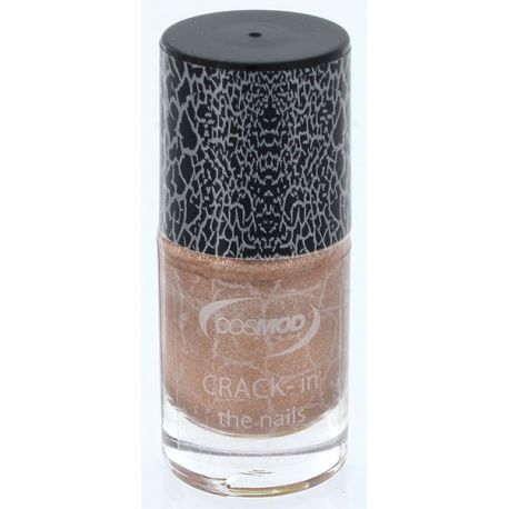 VERNIS CRACK-IN THE NAILS COSMOD BRONZE N