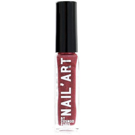 VERNIS NAIL ART COSMOD ARGENT N