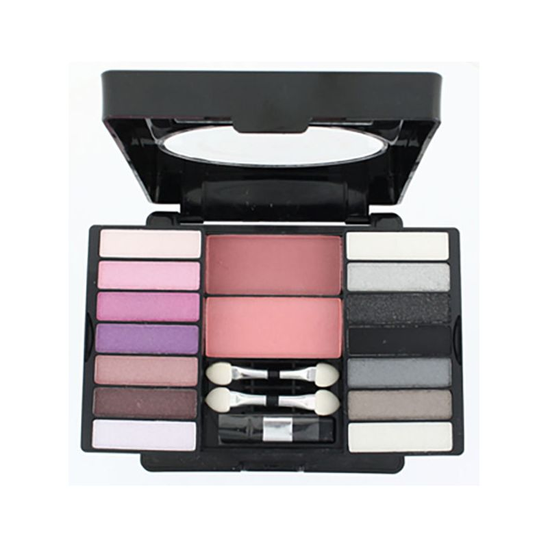 Palette maquillage paris version d grad rose marron et - Palette maquillage aimantee ...