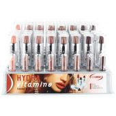 Lipstick HYDRA VITAMIN - MIXED color BROWN