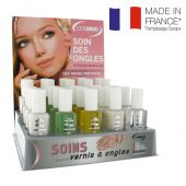 Base traitante/durcisseur/calcium gel/amer/top coat - VERNIS SOINS