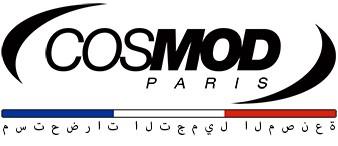 Logo cosmod Paris Arabe