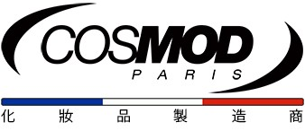 Logo cosmod Paris Chinese